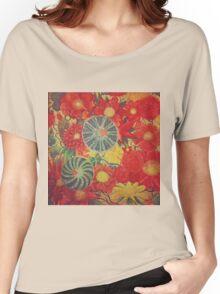 Mexican garden  Women's Relaxed Fit T-Shirt