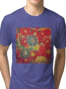 Mexican garden  Tri-blend T-Shirt