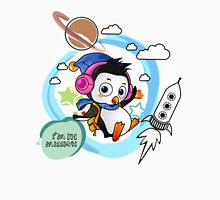 Pinguin In Mission 2 T-Shirt