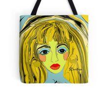 Alice Wonders Tote Bag