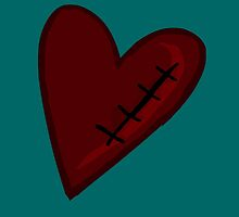 Stitched Up Heart by SarahBethM601