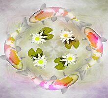 Kandy Koi by Diane Johnson-Mosley