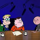 The Ricky Gervais Show!  by bittersweet7380