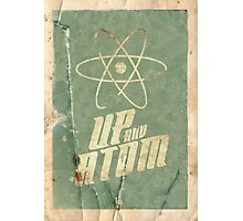 Up And Atom Photographic Print