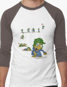 Lemming Dead Men's Baseball ¾ T-Shirt