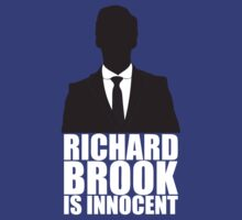 Richard Brook is Innocent