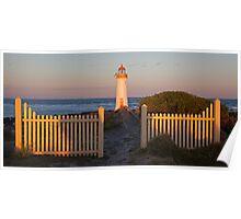 Light House -  Port Fairy Poster