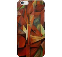 """""""Foxes"""" -  Homage to Franz Marc (1913)     iPhone Case/Skin"""