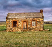 Remains of another Time II - Sedan, Murraylands, South Australia by Mark Richards