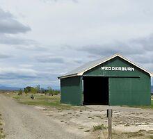 Wedderburn station by Anne Scantlebury