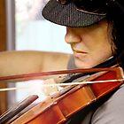 Tania Rose on Violin by Tania Rose