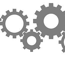 Grey Gears by kieutiepie