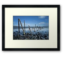 A Frame Within A Picture Framed Print