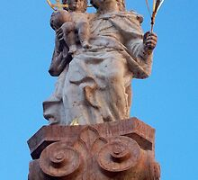 Murnau ~ Mariensaeule by ©The Creative  Minds