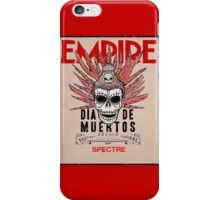 spectre 007 cover iPhone Case/Skin