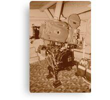 projector 35mm Canvas Print
