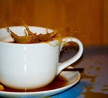 Tea - Splash! by Lewis Ross
