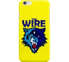 Warrington- The Wire iPhone Case/Skin