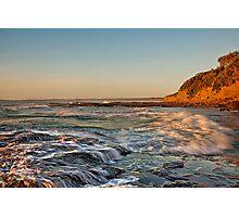 Berarra.... South Coast, NSW, Australia Photographic Print