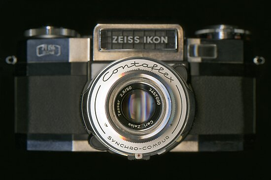 1963 Zeiss Ikon Contaflex Super B by Brett Rogers