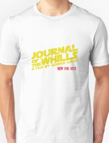 JOURNAL OF THE WHILLS 1973 Unisex T-Shirt