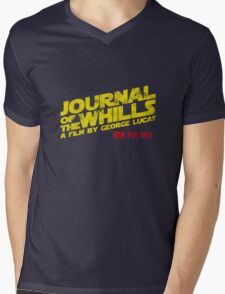 JOURNAL OF THE WHILLS 1973 Mens V-Neck T-Shirt