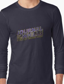 JOURNAL of the WHILLS (stars) Long Sleeve T-Shirt