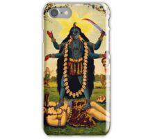 Hindu Goddess Kali iPhone Case/Skin