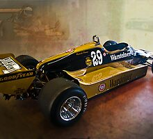 Warsteiner Arrows Formula One by Stuart Row