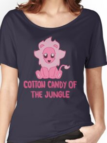 Cotton Candy of the Jungle Women's Relaxed Fit T-Shirt