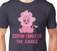 Cotton Candy of the Jungle Unisex T-Shirt