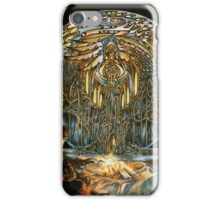 Lunar Sanctuary (Thunderbird over Buffalo Point) iPhone Case/Skin