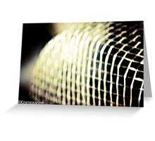 A sieve for your kitchen...Got Featured Work Greeting Card