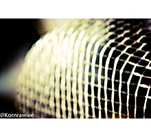 A sieve for your kitchen...Got Featured Work Photographic Print
