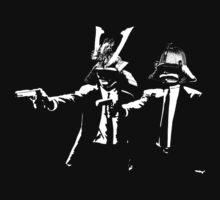 Pulpfiction Samurai by BeYAKUZA