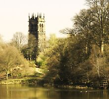 St. Mary`s Church by seanwareing