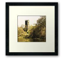 St. Mary`s Church Framed Print