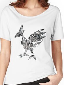 Skarmory used steel wing Women's Relaxed Fit T-Shirt