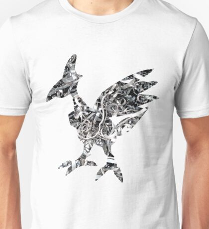 Skarmory used steel wing Unisex T-Shirt
