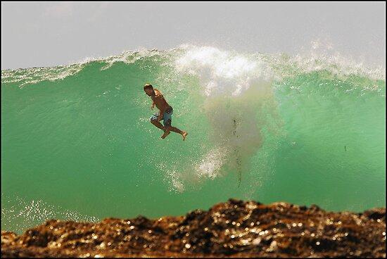 Surfer 22 by John Van-Den-Broeke