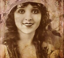 Madge Bellamy by © Kira Bodensted