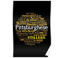 Pittsburghese Poster