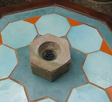 Hexagonal Block by Malcolm McCoull