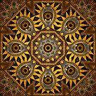 Kaleidoscope Eyes by Yampimon