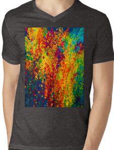 Joseph's Coat Trees Mens V-Neck T-Shirt