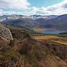 Ennerdale Lake view by seanduffy