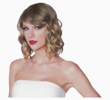 Taylor Swift Pink Red Kids Tee