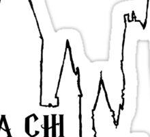 Alpha Chi Home Logo Sticker