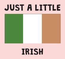 Just A Little Irish One Piece - Long Sleeve