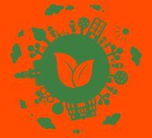 Grow (Oxfam Contest) Kids Tee